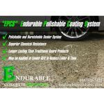 Endurable Concrete Products - Polishable Coating System (PCS)