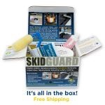 VANGUARD ADA SYSTEMS - SkidGuard Nonskid Pedestrian Surface