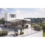 markilux - Outdoor Living Structure - markilux syncra fix / syncra uno fix awnings with folding arms