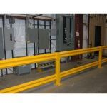 Save-ty Yellow Products - Stand Guard Lite Rails