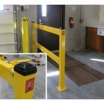 Save-ty Yellow Products - Twin Rail Modular Guard Rail System