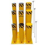 Save-ty Yellow Products - Bollards