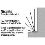 Nixalite of America Inc. - Nixalite Model H Bird Spikes