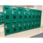 Lockers Manufacturing - Metal Lockers - Knock Down Series