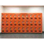 Lockers Manufacturing - Metal Lockers - Knock Down Plus Series