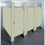 Global Partitions - Plastic Laminate Toilet Partitions