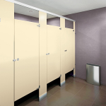 Global Partitions - Powder Coated Steel Toilet Partitions