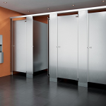Global Partitions - Stainless Steel Toilet Partitions