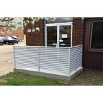 Ametco Manufacturing Corporation - Perforated Metal Railing Systems