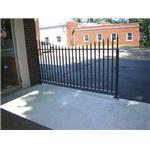 Ametco Manufacturing Corporation - Galvanized Steel Picket Fence