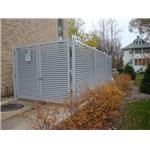 Ametco Manufacturing Corporation - Trash Enclosure Gates