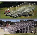 Outdoor Aluminum, Inc. - Portable Bleachers Series