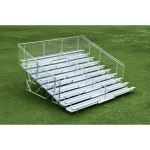 Outdoor Aluminum, Inc. - Dura-Lite Welded Portable Bleacher
