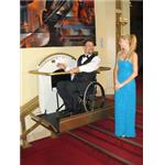 Garaventa Lift - Garaventa Lift Xpress II Inclined Platform Wheelchair Lift