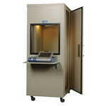 Eckel Industries Inc. - Audiometric Booth (AB Series)