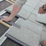 Greenstone Slate Company - Nu-lok Lightweight Slate Roof