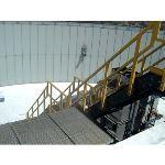 Fibergrate Composite Structures - Dynarail/DynaRound Guardrail & Handrail Products