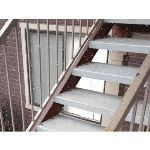 Fibergrate Composite Structures - Covered Stair Treads