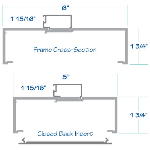 Cline Aluminum Doors, Inc. - Aluminum Frames