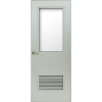Cline Aluminum Doors, Inc. - Series 100BE - Aluminum Flush Doors