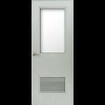 Cline Aluminum Doors, Inc. - Series 100BE - Aluminum Flush Doors
