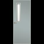 Cline Aluminum Doors, Inc. - Series 200BE - FRP Flush Doors
