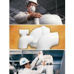 Knauf Insulation - Proto PVC Fitting Covers