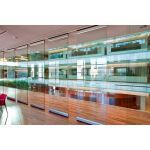 Hufcor, Inc. - GL Series Acoustical Glass Wall