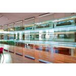 Hufcor, Inc. - GL Series Frameless Glasswall