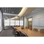 Hufcor, Inc. - Low Profile Acoustic Glasswall - GF Series