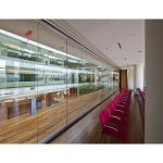 Hufcor, Inc. - Frameless Glasswall - GL Series