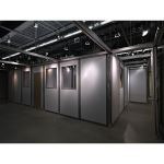 Hufcor, Inc. - FlexTact® Tactical Training Wall System