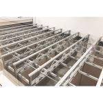 Hufcor, Inc. - Unispan® Freestanding Support System