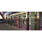 Stanley Access Technologies LLC - Dura-Glide 2000 and 3000: All Glass Automatic Sliding Door Series