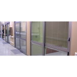 Stanley Access Technologies LLC - Dura-Care 7000: Two, Three, or Four-Panel Manual Sliding Door System