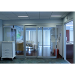 Stanley Access Technologies LLC - Dura-Care 7200 Tl-Fbo: Two Panel Manual Sliding Door System