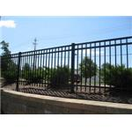 Ameristar Fence Products, Inc. - Echelon II® Industrial Aluminum Ornamental Fence