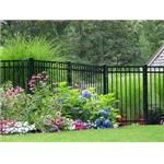 Ameristar Fence Products, Inc. - Echelon Plus® Residential & Commercial Aluminum Fence