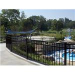 Ameristar Fence Products, Inc. - Montage Plus® Welded Ornamental Steel Fence