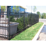 Ameristar Fence Products - Aegis Plus Light Commercial Ornamental Steel Fence