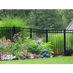Ameristar Fence Products - Echelon Plus Residential & Commercial Aluminum Fence