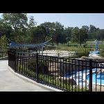 Ameristar Fence Products - Montage Plus Ornamental Steel Fence