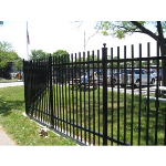 Ameristar Fence Products - Aegis II Industrial & High Security Ornamental Steel Fence
