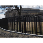 Ameristar Fence Products - Impasse II High Security Steel Fence