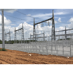 Ameristar Fence Products - Matrix Perimeter Enclosure Grid