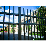 Ameristar Fence Products - Montage II Industrial & High Security Ornamental Steel Fence