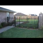 Ameristar Fence Products - Echelon Plus Puppy Panel Fence