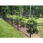 Ameristar Fence Products - Echelon Residential Ornamental Aluminum Fence