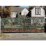 Ameristar Fence Products - AdapTrack Sliding Gate Conversion Kit