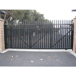 Ameristar Fence Products - PassPort IS High Security Sliding Roll Gates